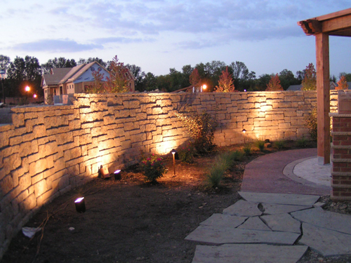 5 Popular Landscape Lighting Techniques that WOW