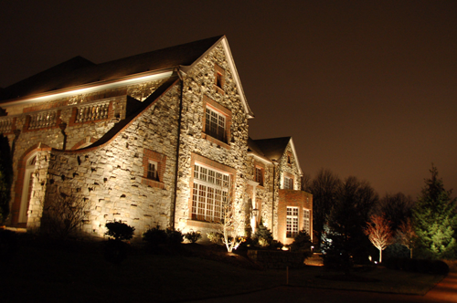 home lighting techniques. 5 Popular Landscape Lighting Techniques That WOW Home L