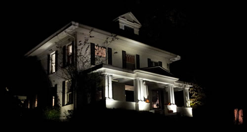 TriState Water Works: Landscape lighting for your home.