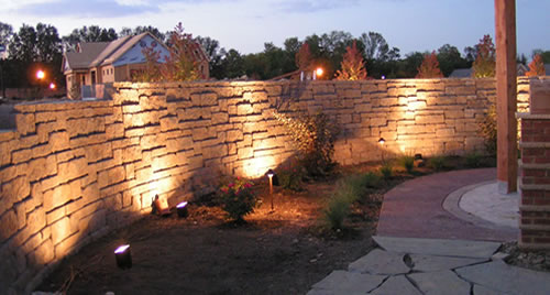 TriState Water Works: Enhance your home or business with landscape lighting.