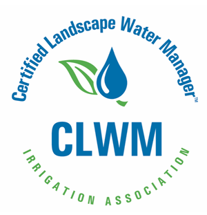Certified Landscape Water Manager