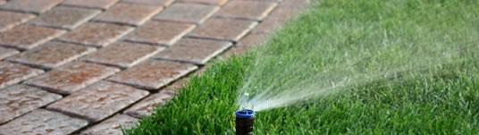 Sprinkler System Service - TriState Water Works