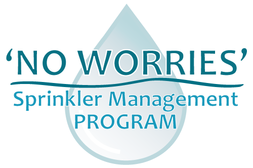 No Worries Sprinkler Management Program