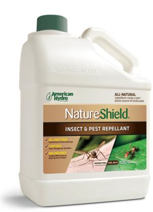 Sprinkler System Pest Repellent