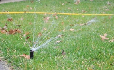 How Long Will My Sprinkler Winterization Appointment Take?